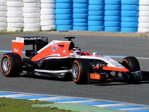 Marussia MR03 2